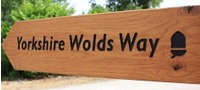 Walking holiday on Yorkshire Wolds Way with Let's Go Walking