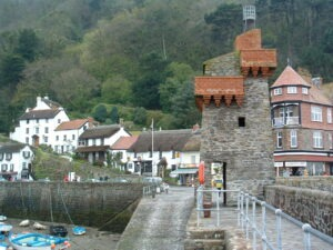 Lynmouth South West Coast Path Walking Holidays Lets Go Walking