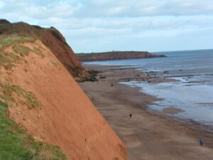 South Devon South West Coast Path Letsgowalking