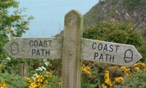 South West Coast Path with Letsgowalking.co.uk