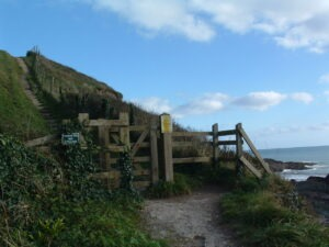 rame head southn west coast path with letsgowalking