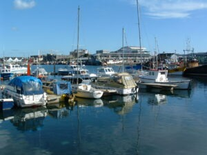 Plymouth Sutton Harbour Lets Go Walking