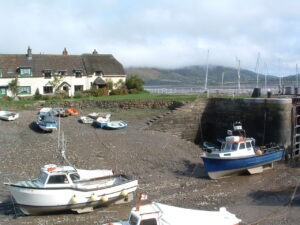 Porlock weir walking holidays with lets go walking