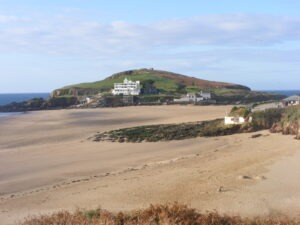 Burgh Island with Letsgowalking
