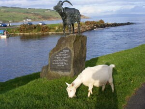 Cushendall walking holiday Glens of Antrim with Lets Go Walking