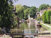 Grand Union Canal waking holiday with Let's Go Walking
