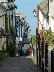 South west Coast Path Clovelly Lets Go walking