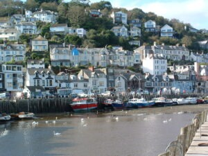 Looe with Lets Go Walking