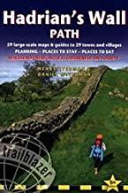 Guide books Hadrians wall Path hiking holidays letsgowalking