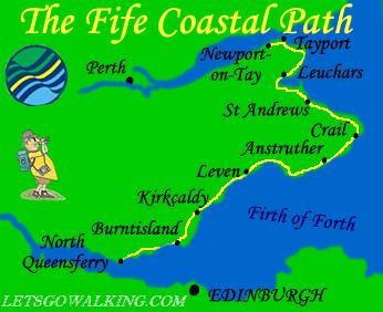 File Coastal Path Scottish Walking Holiday with Lets Go Walking