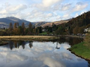 Rob Roy Way Callander Letsgowalking
