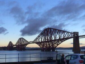 John Muir Way Scottish walking holiday with Let's Go Walking