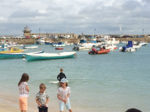 St Ives South West Coast Path with Letsgowalking