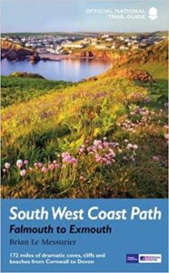 National Trail Guide Falmouth to Exmouth with Letsgowalking walking holidays