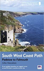 National Trail Guide Padstow to falmouth walking holidays with letsgowalking