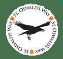 St Oswalds way sign walking holidays letsgowalking