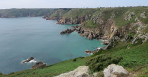 Staints Bay Guernsey walking holidays with Letsgowalking