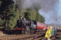 Speyside Way Steam Railway with Letsgowalking
