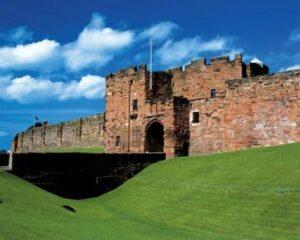 Carlisle Castle walking holidays letsgowalking