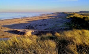Northumberland Coast Path walking holiday in UK with Lets Go Walking