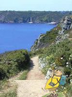 Channel Islands Walking Holidays with Lets Go Walking