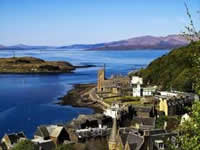 Island Hopping in Scotland walking holiday with Lets Go Walking