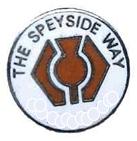 Speyside way sign letsgowalking scottish walking holidays