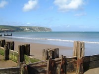 Swanages Dorset walking holidays with letsgowalking
