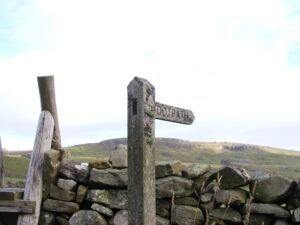 Herriot Way walking holiday in England with Lets Go Walking