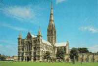 salisbury_cathedral walking holidays with letsgowalking