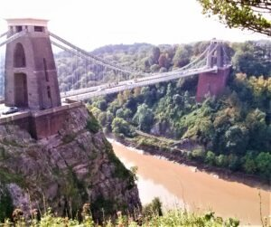 Bristol Suspension bridge CANAL WALKING HOLIDAYS WITH LETSGOWALKING