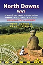North Downs Way Trailblazers Guide walking holidays letsgowalking