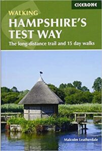 Test way cicrone guide walking holidays letsgowalking.co.uk