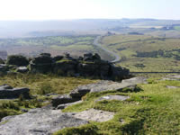 Moorland Walking Holidays with Lets Go Walking