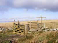 Dartmoor Way walking holiday in Devon UK with Lets Go Walking