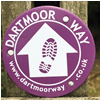 dartmoor_way_sign walking holidays letsgowalking.co.uk