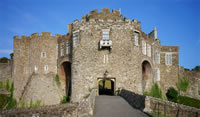 dover_castle WALKING HOLIDAYS LETSGOWALKING