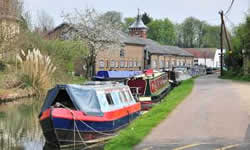 Grand Union Canal Walking Holiday in UK with Lets Go Walking