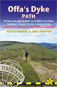 offas dyke path trailblazer guide walking holidays in wales with letsgowalking