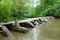 tarr_steps two moors way walking holidays letsgowalking.co.uk