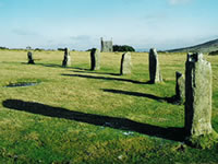 Cornwall and Bodmin Moor walking holidays with Lets Go Walking
