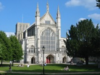 winchester_cathedral walking holidays letsgowalking