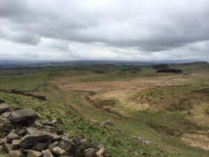 Hadrians Wall Path walking holiday in England with Lets Go Walking